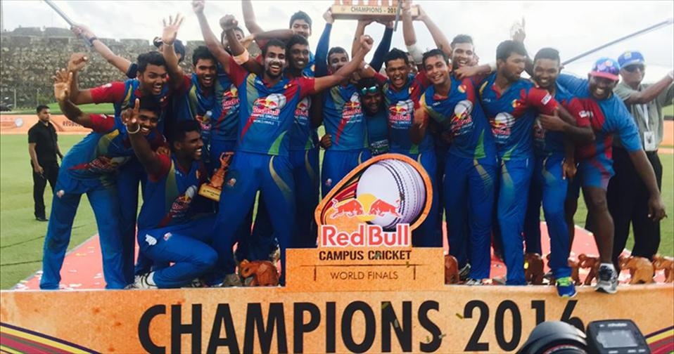 BMS-Sri Lanka crowned Champions of 2016 World-Final of RBCC