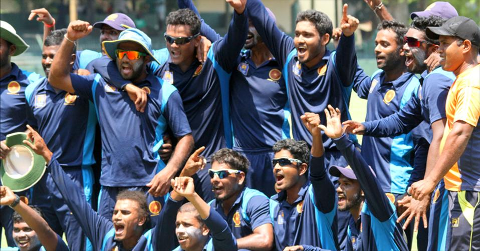 Badureliya Crowned Domestic T20 Champs