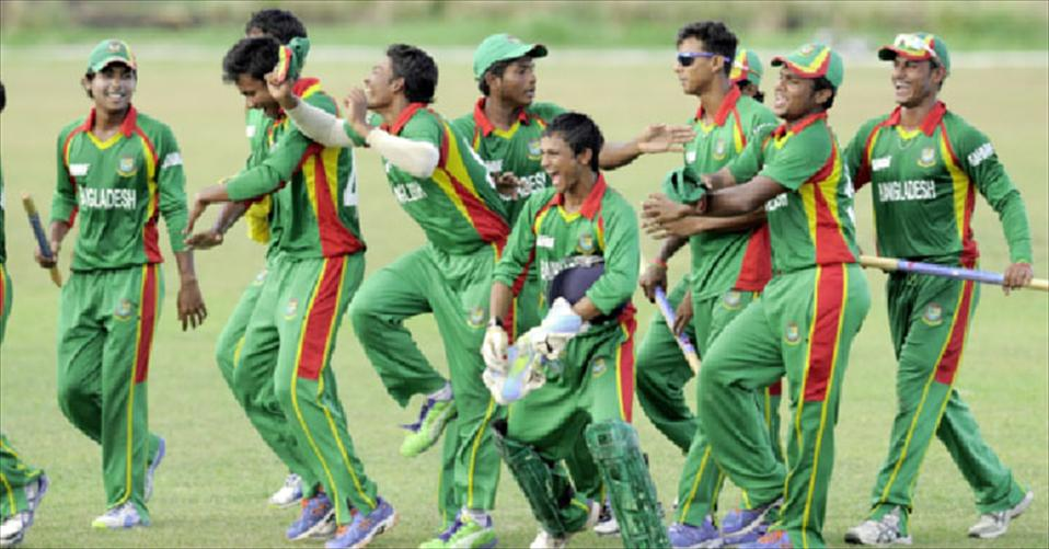 Bangla U19 in a huge series-win over World Champs
