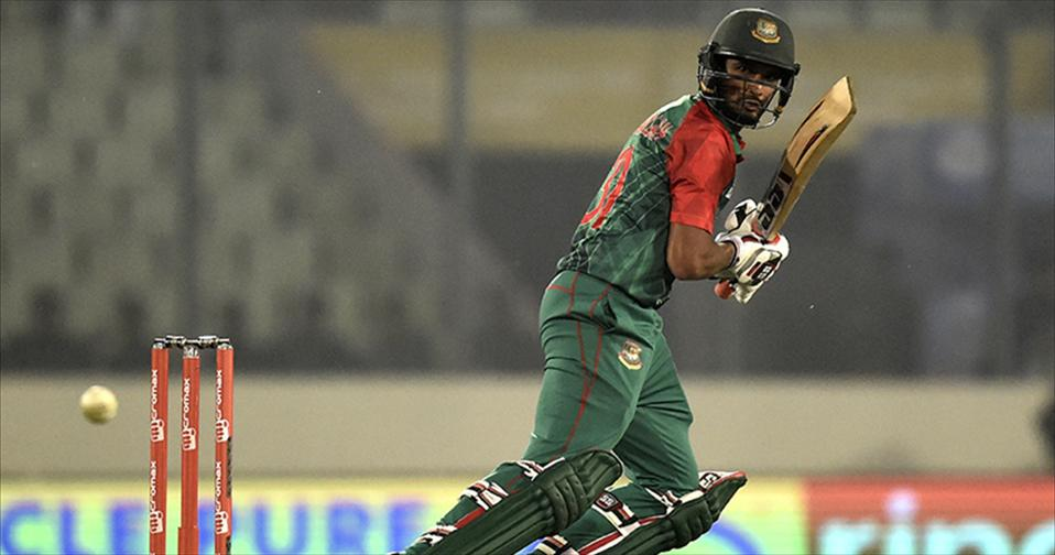 Bangla beat UAE to mark their first Win