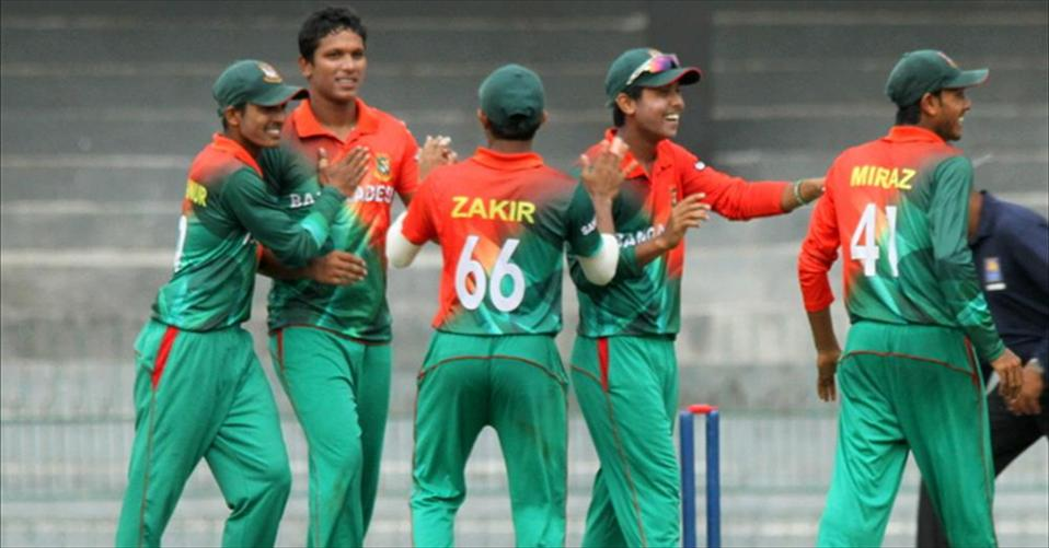 Bangladesh U19 make the last game decisive