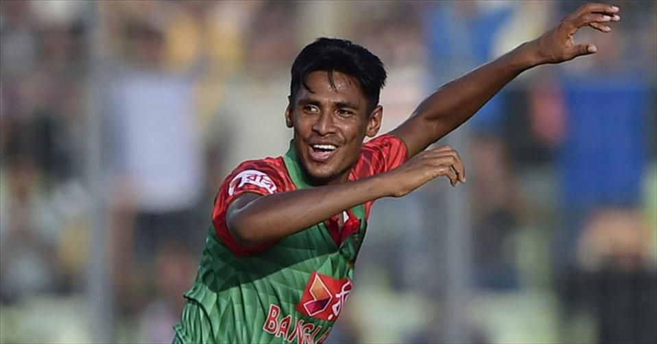 Bangladesh call up Mustafizur for SA Test