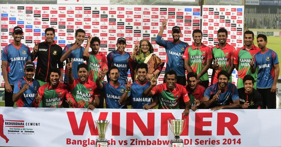 Bangladesh complete a double-whitewash