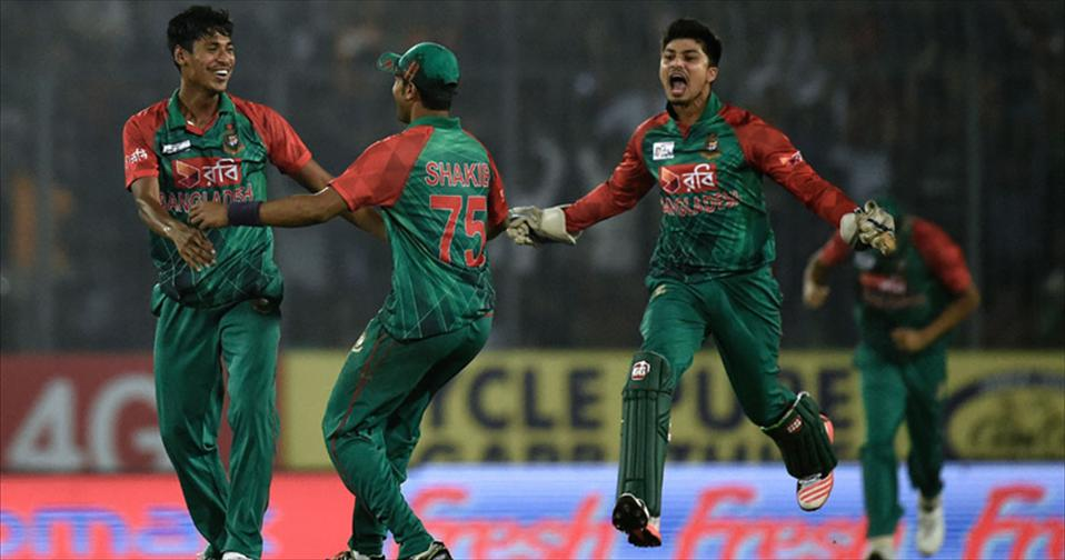 Bangladesh down unsettled Lankans