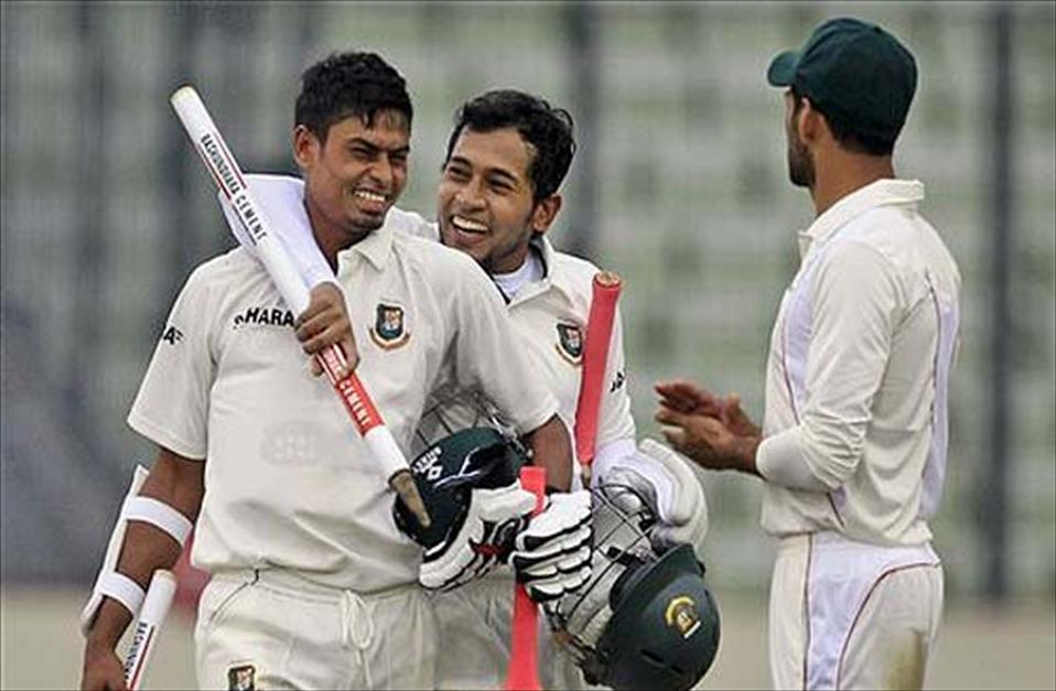 Bangladesh end their 12-match losing streak