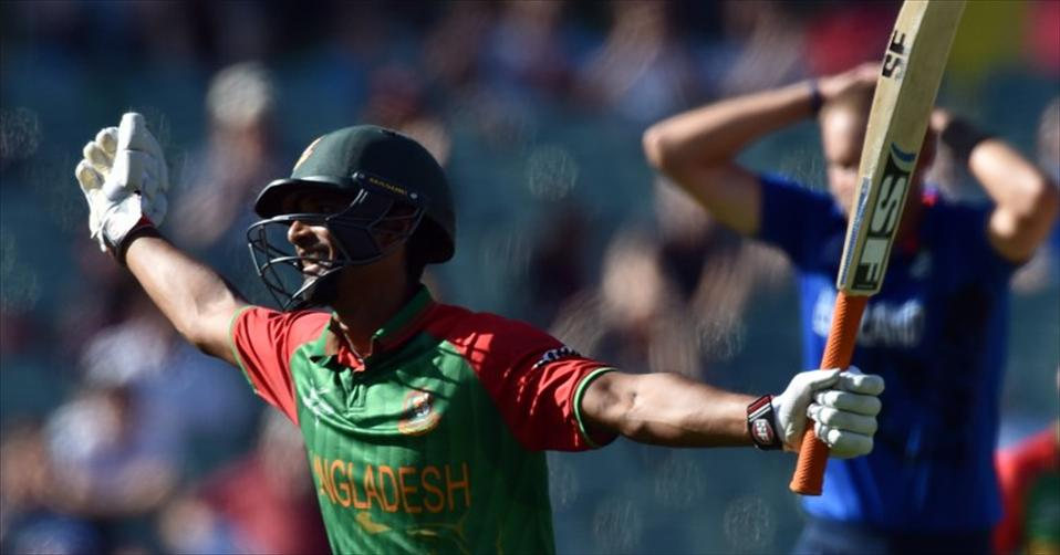 Bangladesh knock England out of World Cup