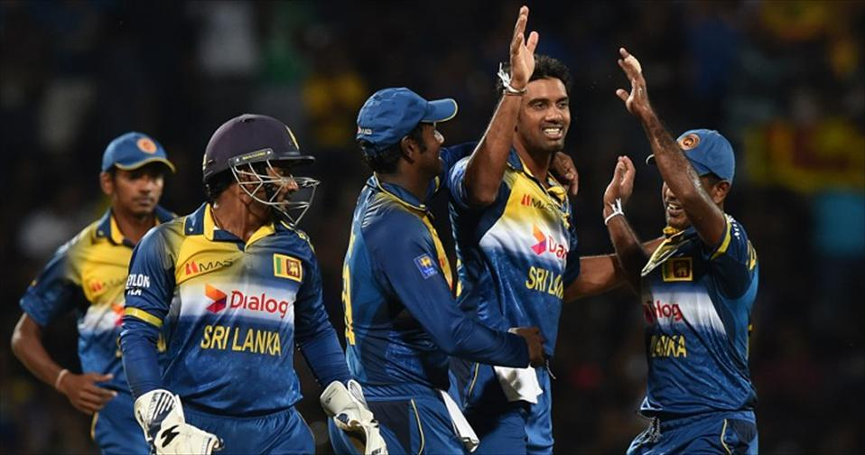 Batters Dazzle as Lanka Win first T20