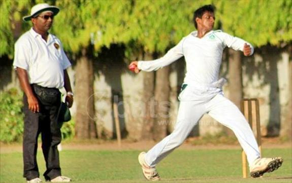 Bowlers give Isipathana a first innings win