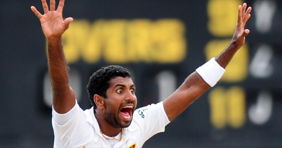 Bowlers make equalizing easy for Sri Lanka