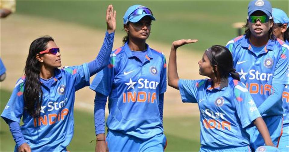 Bowlers power huge Indian Womens win