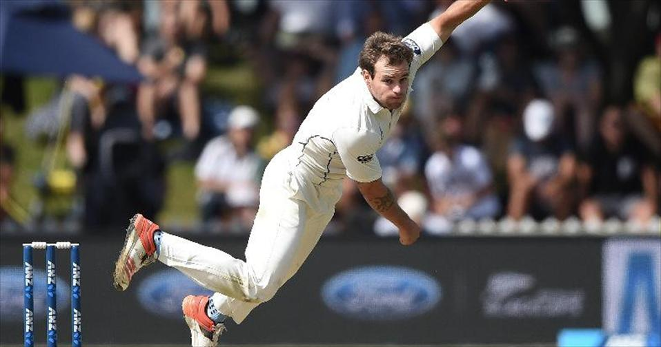 Bracewell ruled out of second Test