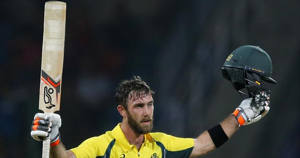 Brutal Maxwell hands Lanka record T20 defeat