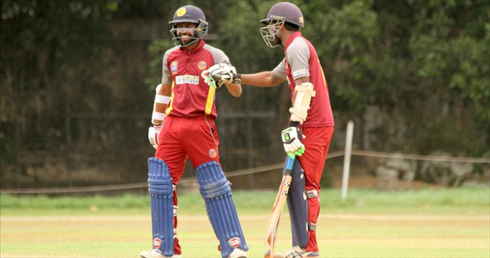 Buoyant NCC crush Tamils after a typical T20 chase