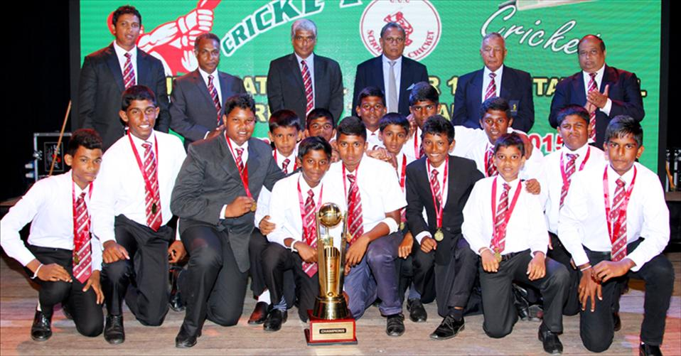 CCC Maroons retain the Nelson-Mendis Trophy