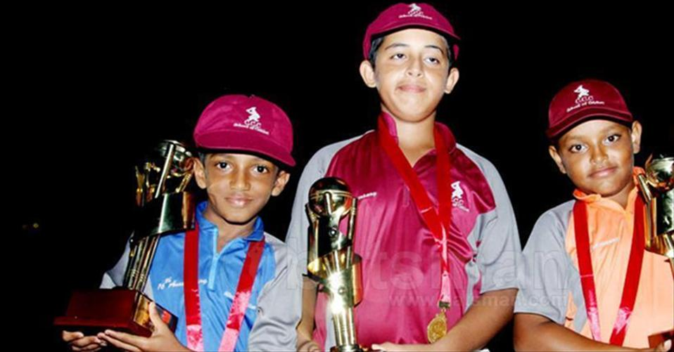 CCC School of Cricket celebrate 16th anniversary