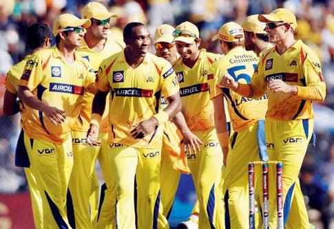 CSK make fifth final
