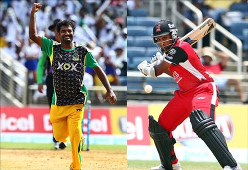 Caribbean Premier League is in full flow