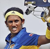 Chamari Atapattu leads from the front as Lankan women win 3rd T20