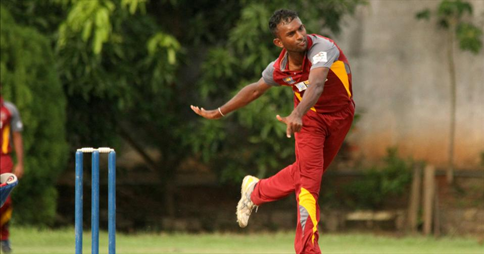 Chamikara spoils SSC hopes of a Premier Final