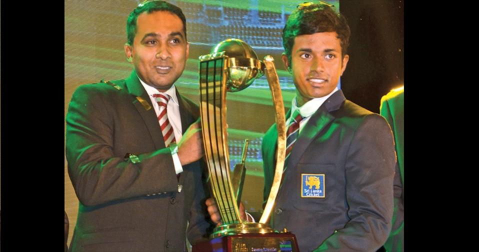 Charith Asalanka crowned Observer-Mobitel Schoolboy Cricketer of year 2016
