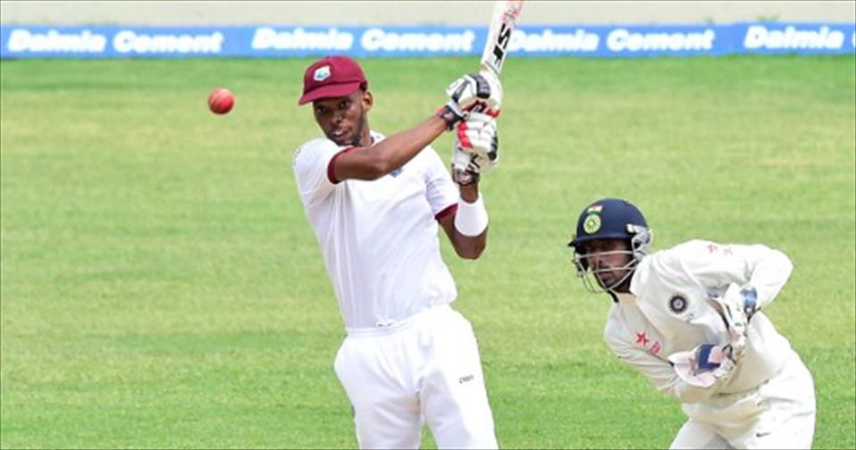 Chase does what Sobers did to save West Indies from a certain defeat