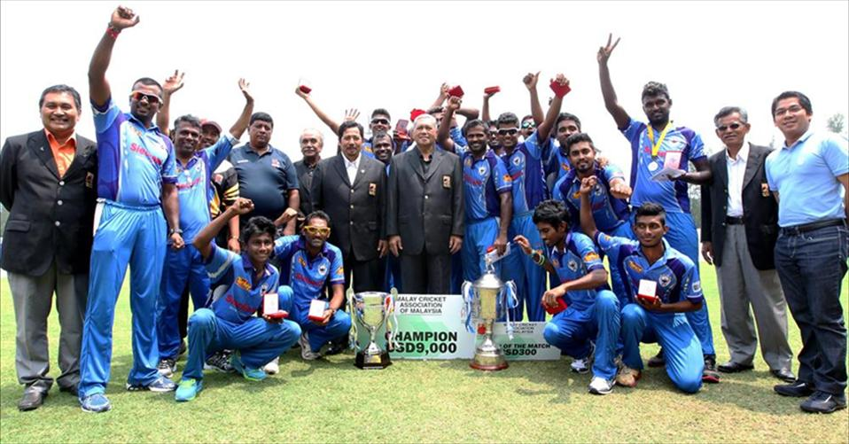 Chilaw Marians Crowned as a Champions