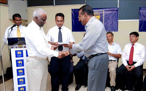 Clubs get financial assistance from SLC