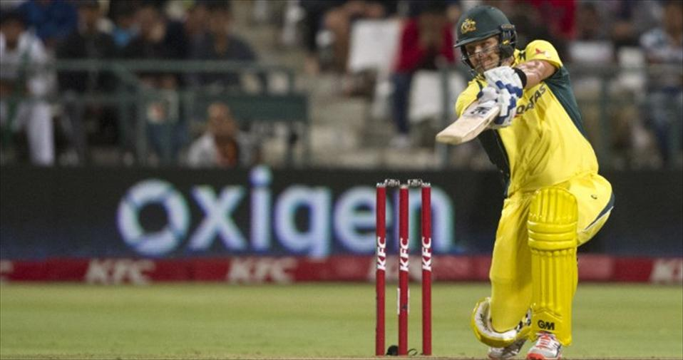 Combined batting effort seals series for Aussies
