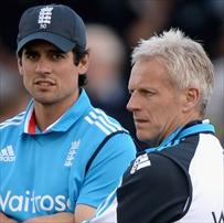 Cook will lead in World Cup says Moores