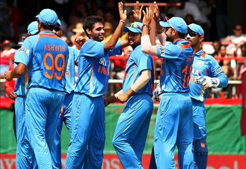 Crushing win puts India back on track