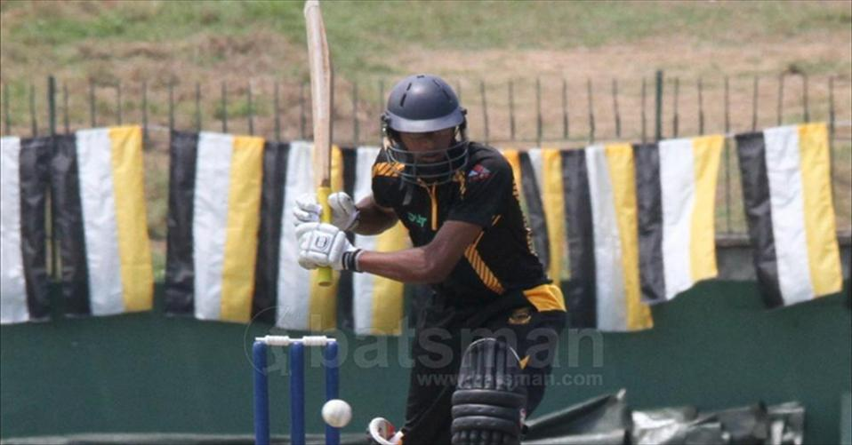 DSS vs. Mahanama annual 50 over match