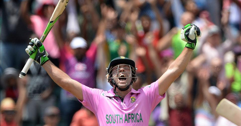 De Villiers strips Anderson of fastest ODI hundred