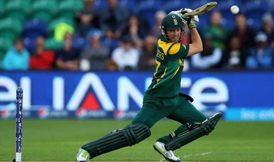 De Villiers to miss Bangladesh Tests