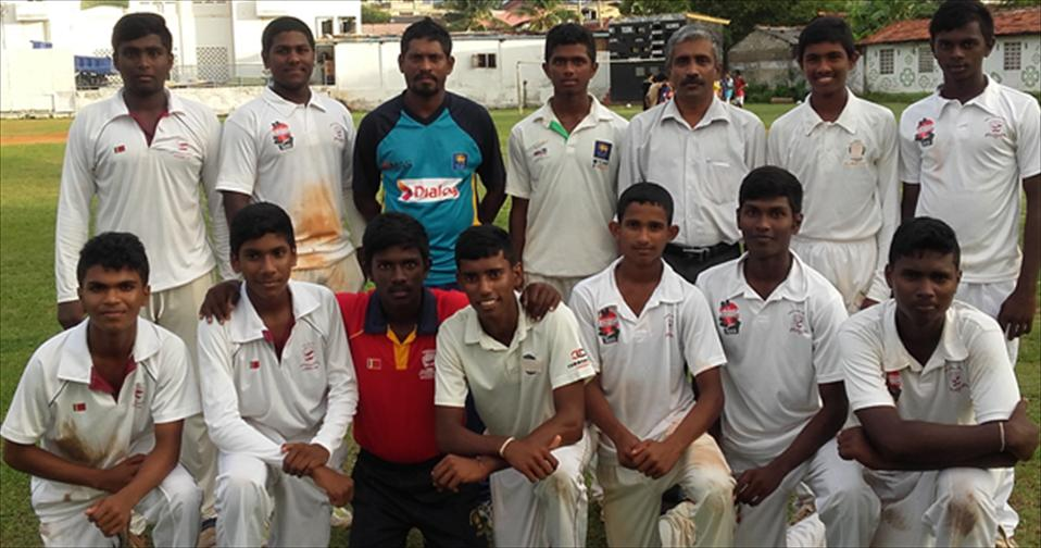 Devapathiraja advanced to U17 Pre Quarter Finals