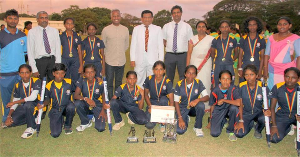 Devapathiraja clinch U17 Girls Championship