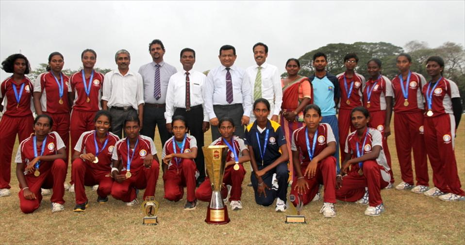 Devapathiraja clinch U19 Girls Championship