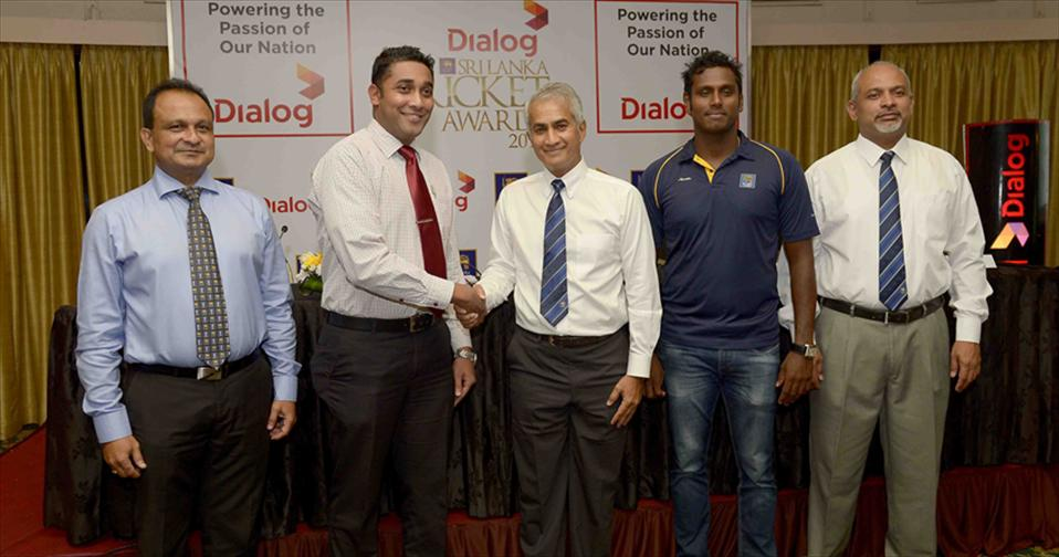 Dialog Sri Lanka Cricket Awards 2015
