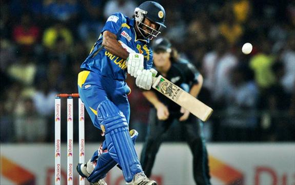 Dilshan and Kusal lead Sri Lanka to an easy win