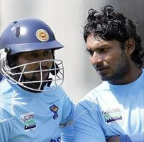 Dilshan and Sangakkara rise in rankings