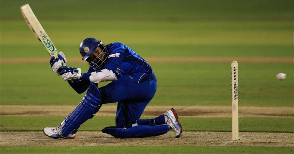 Dilshan retires from ODI and T20