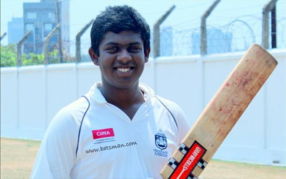 Dineth Thimodya cross the magical 1000 runs mark
