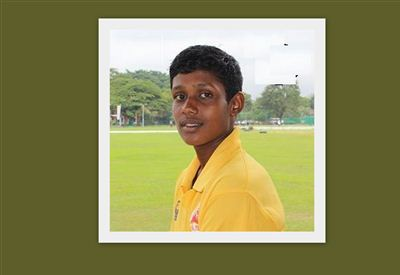 Dinuka produces a record bowling spell
