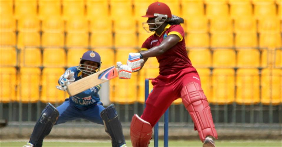 Dottin and Taylor leads Windies to Victory