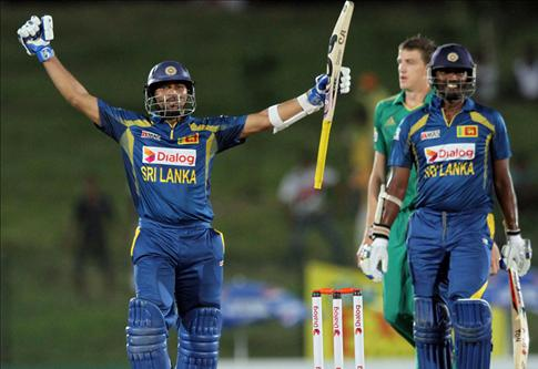 Dramatic run chase by SL – 164 in 18.1
