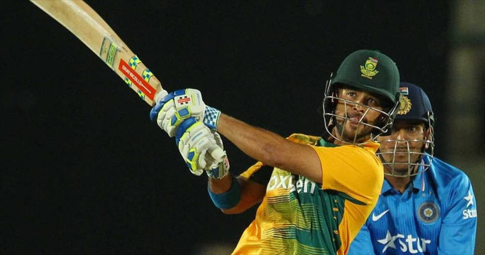 Duminy overshadows Rohit as SA pull off Stunner