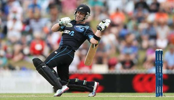 Emphatic win for Kiwis in the first T20I