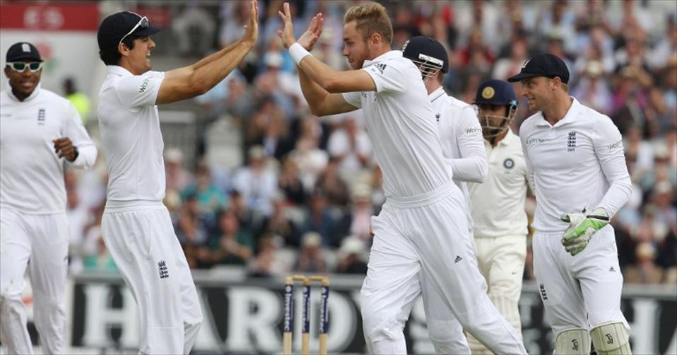England inflict an innings defeat on India