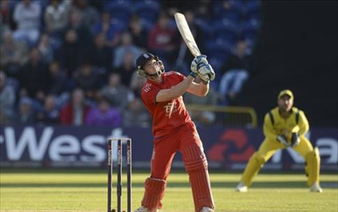 England level the series winning the 4th ODI