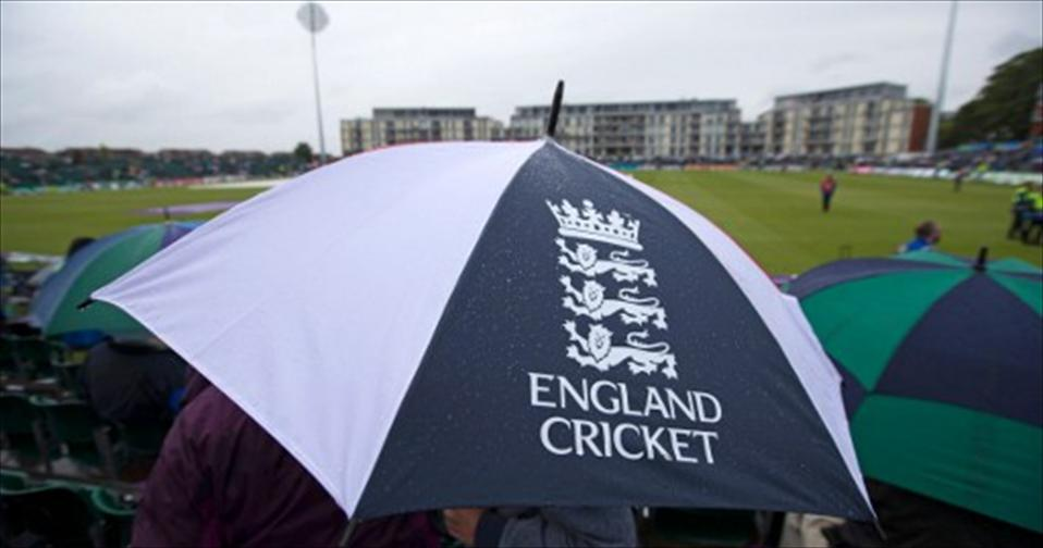 England remain 1-0 up as rain-hit third ODI produces no-result