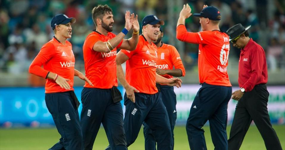 England secure series with a match to spare